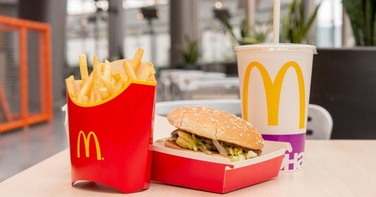 McDonald's walczy z podatkiem cukrowym