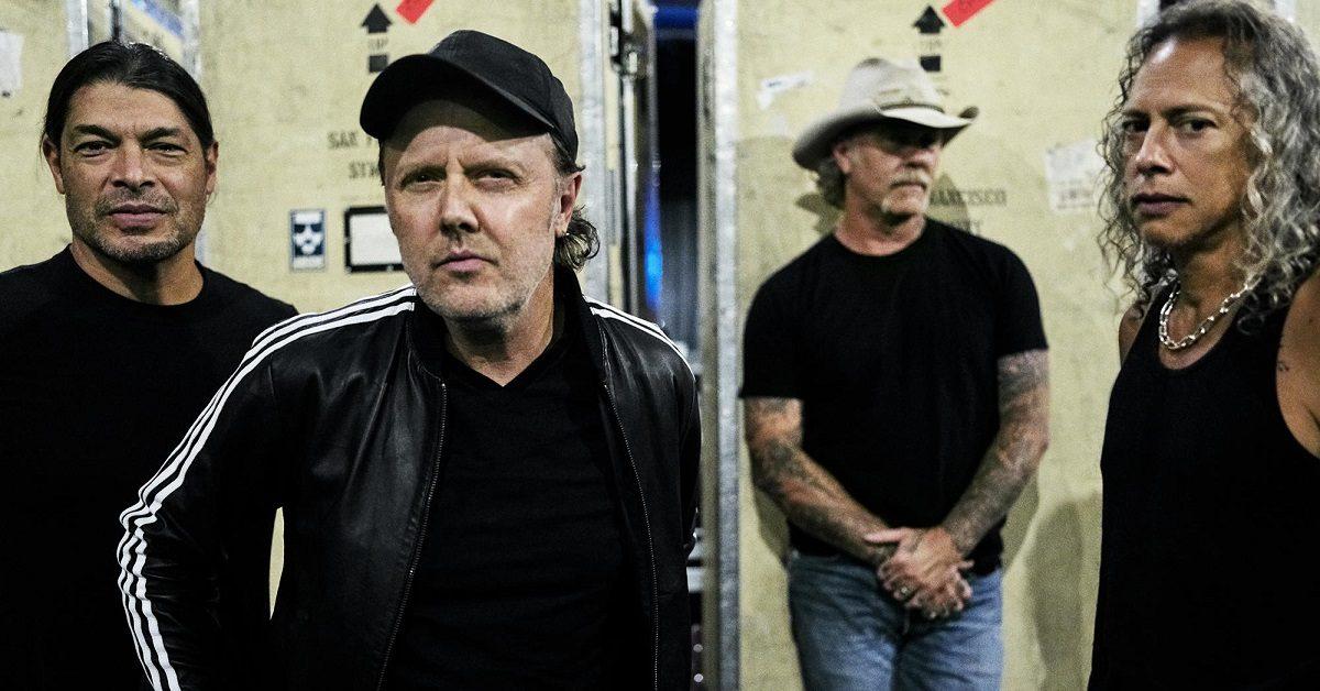 """Od przybytku głowa boli – recenzja płyty """"The Metallica Blacklist"""""""