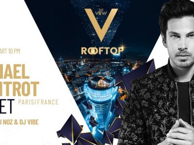 Michael Canitrot DJ SET at The View Warsaw