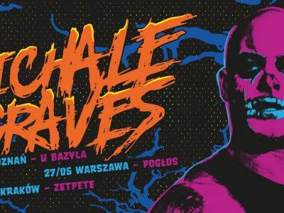 Michale Graves (ex-Misfits) // 27/05 Warszawa