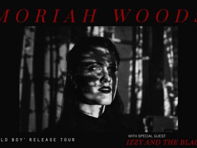 Moriah Woods [USA] + Izzy And The Black Trees – Wrocław