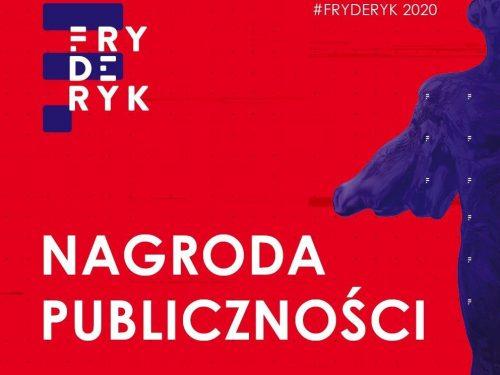 Ruszył plebiscyt na Nagrodę Publiczności FRYDERYK Festiwal