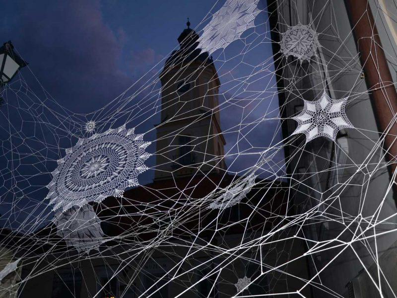 """NeSpoon: """"Street-art pachnie wolnością"""""""