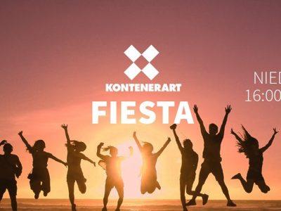 Niedzielna Fiesta – warsztaty taneczne w KontenerART