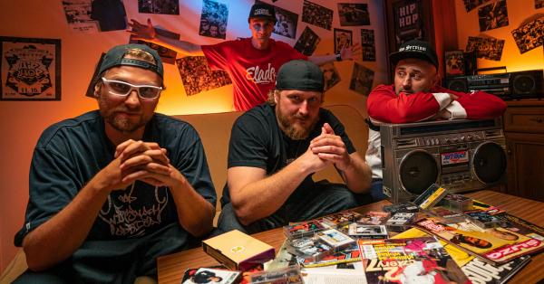 """Nullo, L.UC. i Pih razem """"Na magnetofonowej taśmie"""" promują akcję Respect For Tape"""