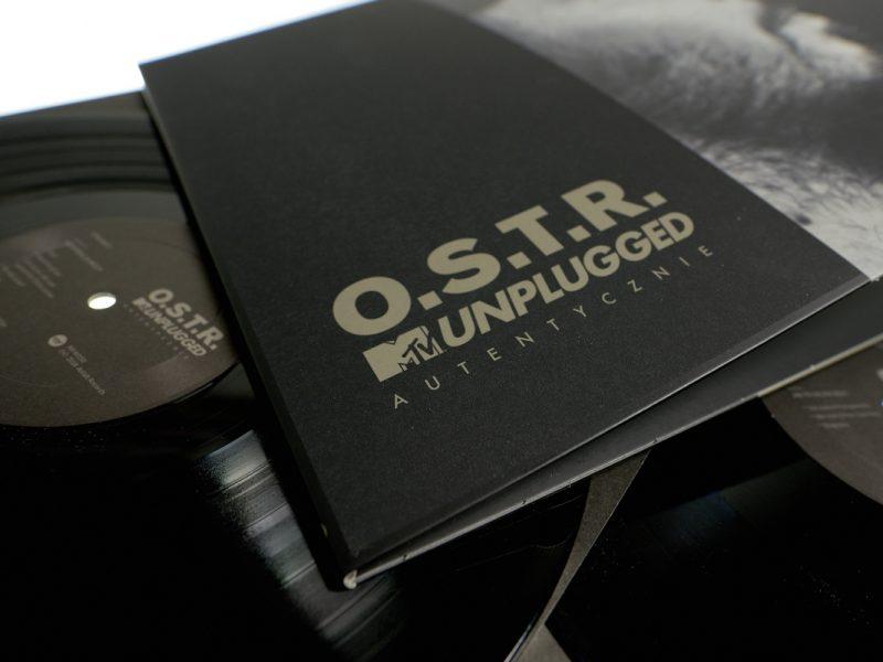 O.S.T.R. akustycznie i autentycznie! Koncert MTV Unplugged już do odsłuchu na winylu.