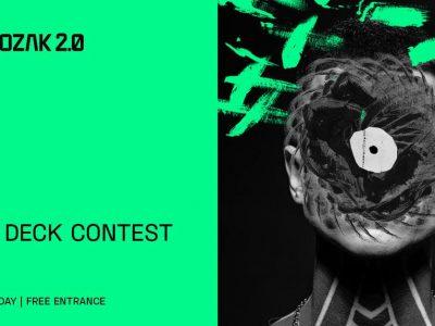 Open Deck Contest x Prozak 2.0