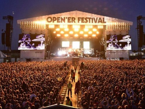 Stranger Things na Open'er Festival 2019
