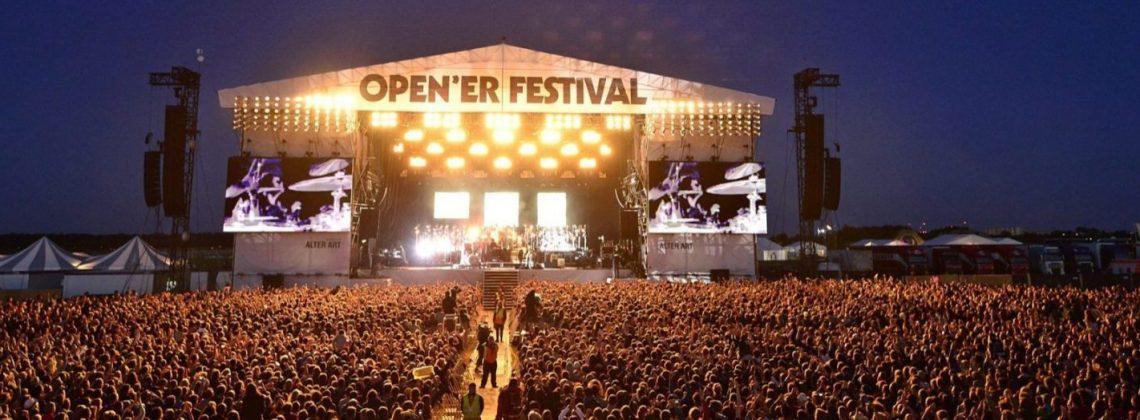 Open'er Festival 2019 – znamy rozpiskę godzinową na każdy dzień