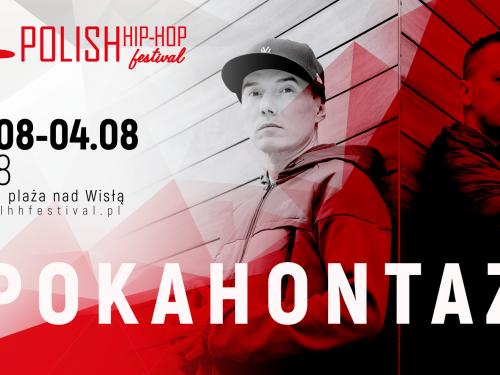 Kolejnych 10 raperów w line up'ie Polish Hip Hop Festival 2018!