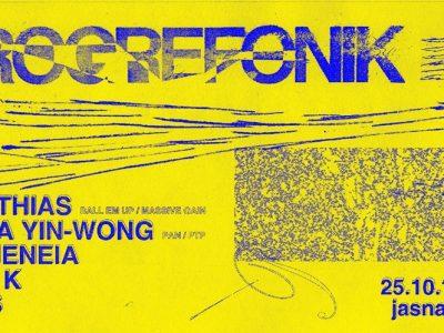 PROGREFONIK pres. Flora Yin-Wong & FAKETHIAS