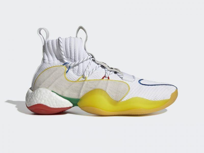 Pharrell Willams zaprojektował buty dla Adidasa