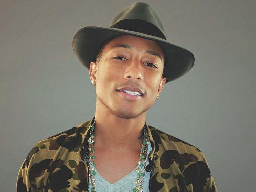 Pharrell Williams w utworze Gesaffelstein'a!