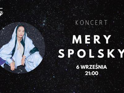 Piątek na Tęczowej: Mery Spolsky ☆ Nocny Targ Tęczowa