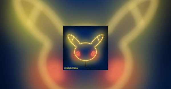 """""""Pokémon 25: Album"""" a na nim największe gwiazdy. Znamy tracklistę"""