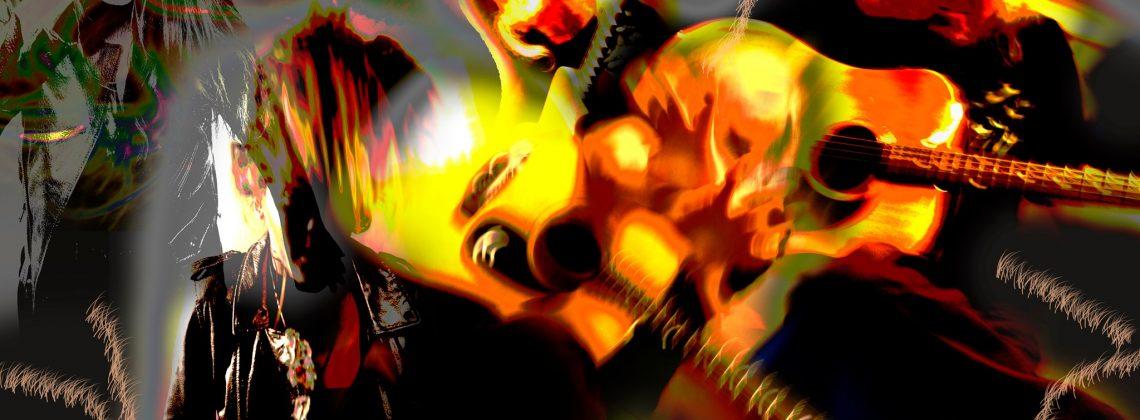 StrefaOtwarta / Psychodelic Blues [Antek Krupa & Ola Dudziak]