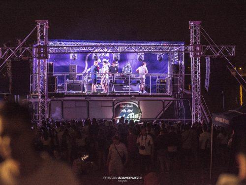 Nowa scena na Polish Hip Hop Festival 2018. Na płockiej plaży stanie Red Bull Music Stage!