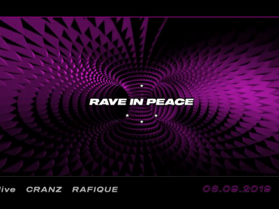 Rave in peace