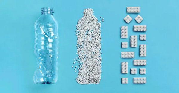 LEGO stawia na ekologię za sprawą klocków z… plastikowych butelek