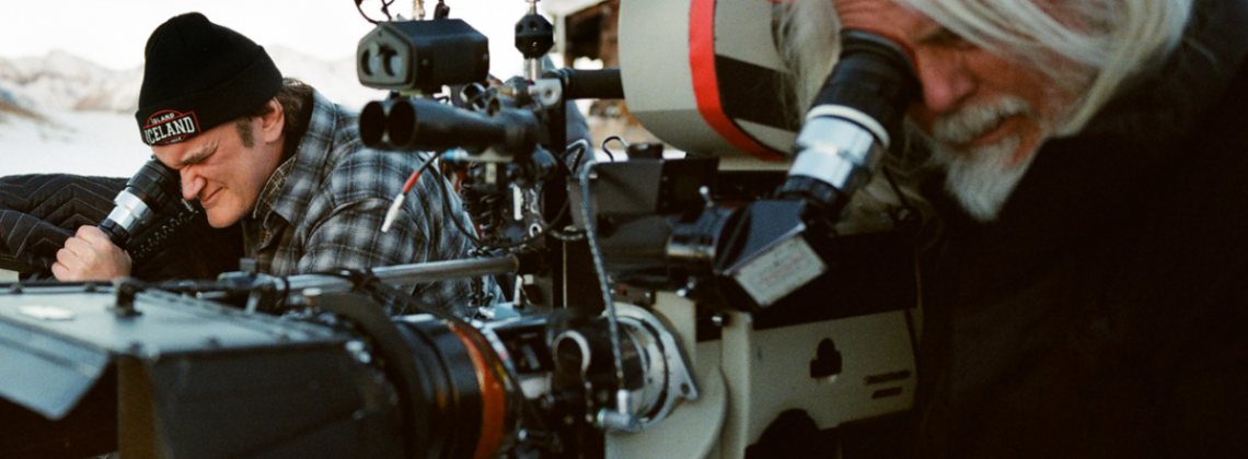 Quentin Tarantino i Robert Richardson przyjadą do Torunia na Camerimage Festival