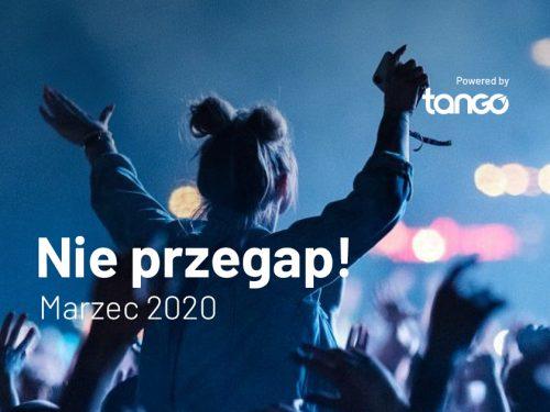 TOP 5: koncerty w marcu 2020, których nie możesz przegapić