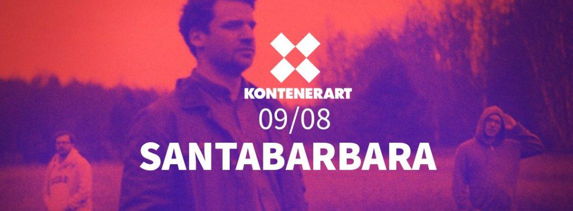Santabarbara w KontenerART 09/08