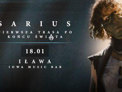 Sarius w Iławie | Pierwsza Trasa Po Końcu Świata