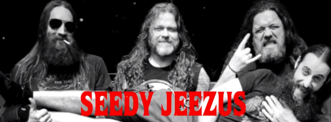 Seedy Jeezus with Tony Reed/ Weird Tales/ MIIST.