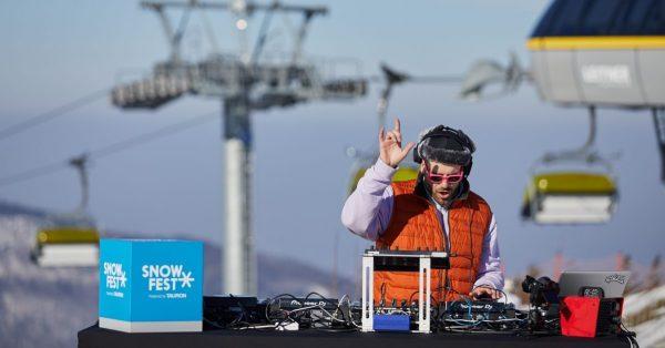 SnowFest 2021 wystartuje już w ten weekend w niecodziennej formule