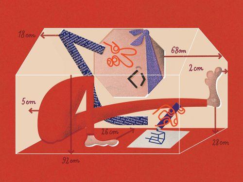 Psychika grafika: Ola Niepsuj