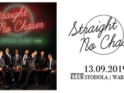 Straight No Chaser Official Event, Klub Stodoła, 13.09.2019