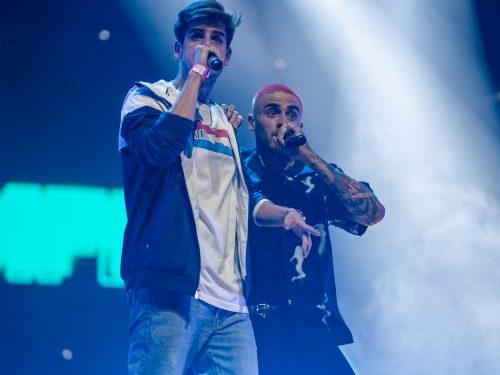 Taconafide ponownie na scenie podczas H&M Loves Music
