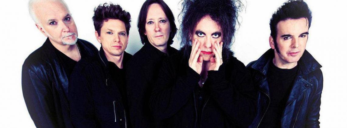 The Cure wystąpią na festiwalu w Polsce
