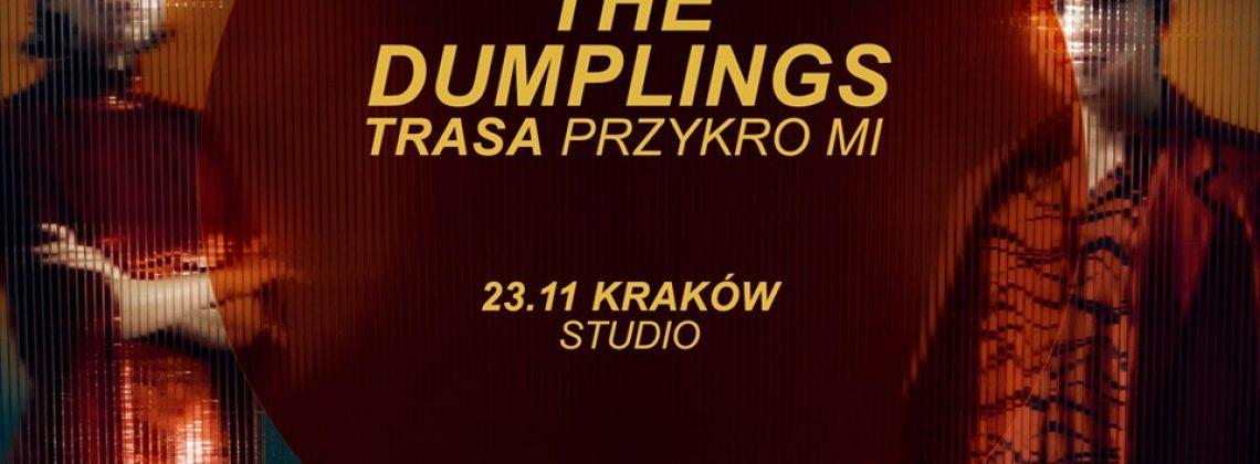 The Dumplings – Kraków | Trasa Przykro Mi
