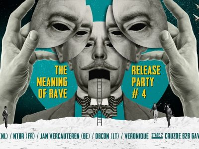 The Meaning Of Rave Release Party #4: DYEN, NTBR