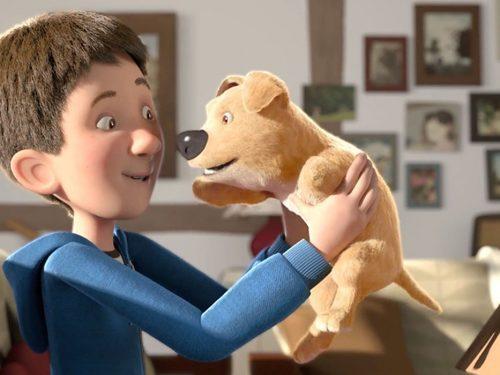 Zobacz film, który dał dwóm studentom pracę u Disneya