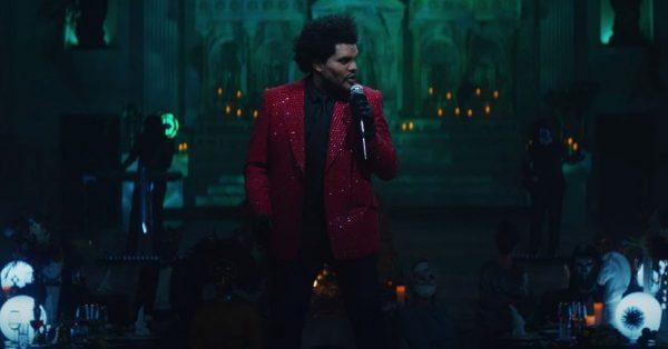 """The Weeknd VS. Grammy. Wymowny teledysk do """"Save Your Tears"""""""