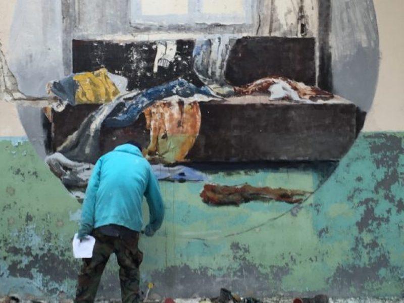 Street art na akademii. Potrzebna inicjatywa czy kuriozum?