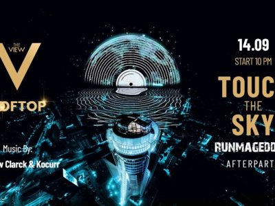 Touch The Sky / Rooftop Party