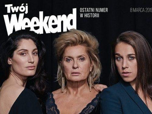 Do sprzedaży trafił ostatni numer magazynu Twój Weekend!