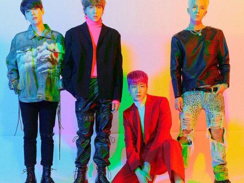 K-popowa grupa Winner powraca w letnim klimacie