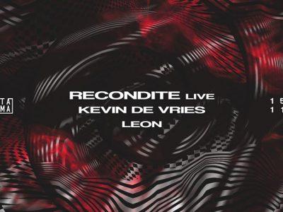 WIR #7: Recondite live | Tama