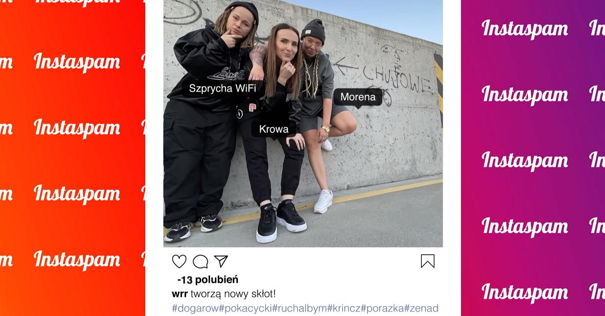 """WdoWa, Rena i Ryfa Ri na """"feat."""" zaprosiły cały polski Internet"""