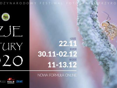 Wizje Natury 2020 – festiwal online