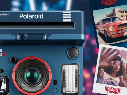Polaroid Stranger Things – przygotuj się na 4 lipca!