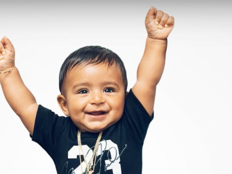 DJ Khaled i Drake w cieniu 7-miesięcznego dzieciaka? Mały Asahd robi furorę w sieci!