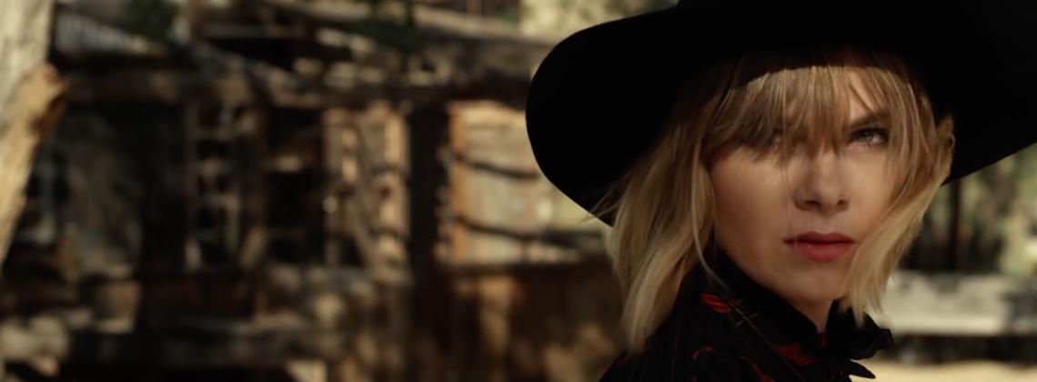 Julia Marcell została kowbojką i śpiewa o seksie… na rybnym w Tesco!