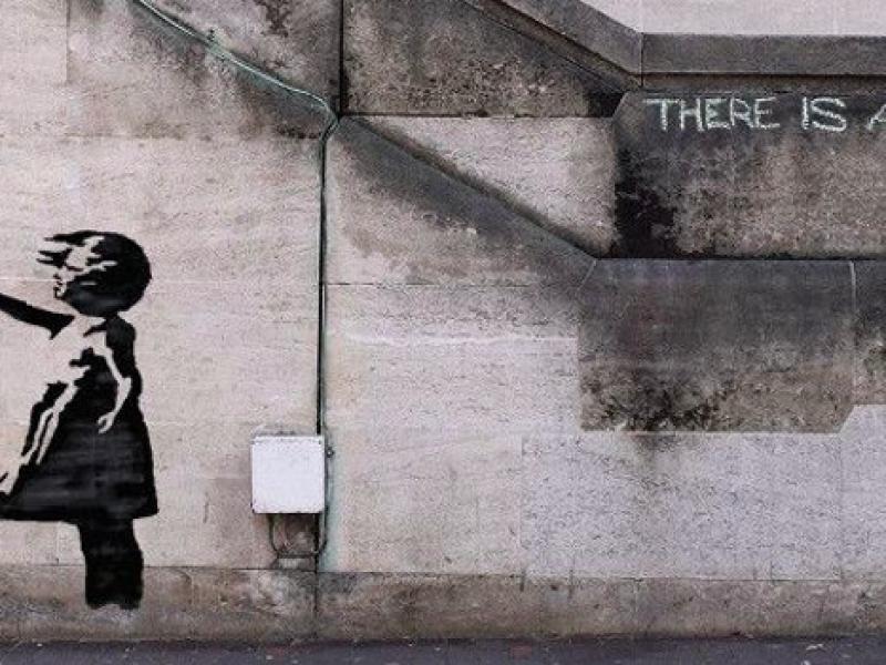Goldie zdradził, kim jest Banksy? Brytyjski DJ potwierdził plotki!