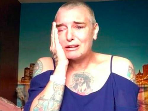 Sinead O'Connor zamieściła w sieci szokujące video! Jestem samotna. Mogę liczyć tylko na psychiatrę.