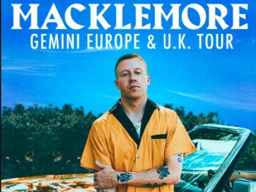 Koncert Macklemore w Polsce wyprzedaje się, jak świeże bułeczki! Nie chcesz go przegapić? Kupuj bilet w trybie ASAP!